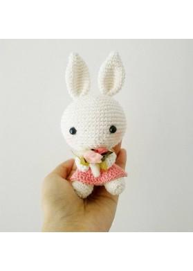 Bena Bena Handmade Animal Collection Rabbit Girl