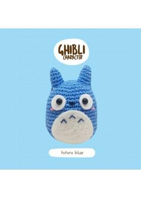 Bena Bena Handmade Totoro Collection Totoro Blue