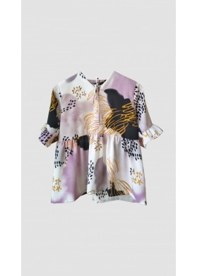 Anabelly PRINTED TOP