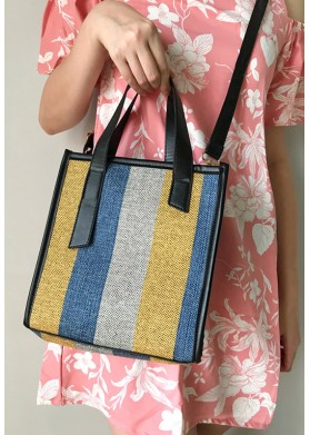 Goddess Sofie Blue Bag