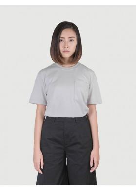 HEIM Basic Boxy Pale Blue T-shirt