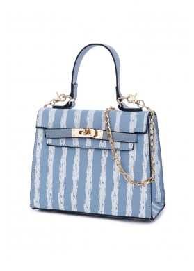 Goddess Armie Blue Bag