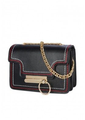 Goddess Kerry Black Bag