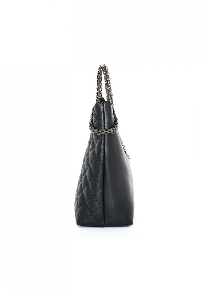 Goddess Jane Black Bag