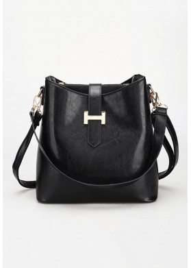 Goddess Okta Black Bag