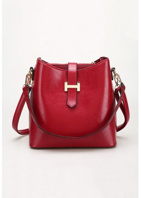 Goddess Okta Red Bag