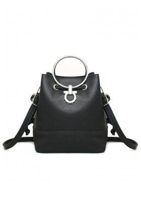 Goddess Trisha Black Bag