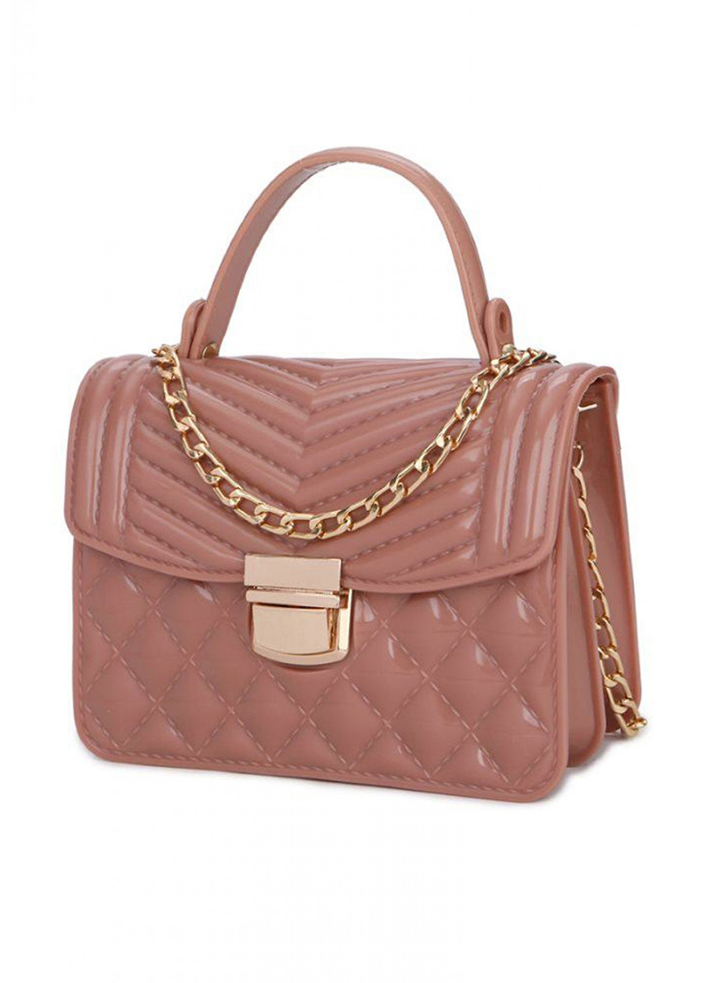 [NEW] Goddess Brie Pink Bag