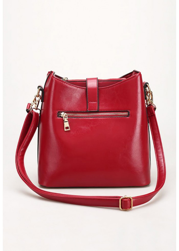 [HABIS] Goddess Okta Red Bag